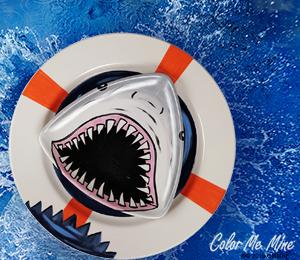 Carmel Shark Attack!