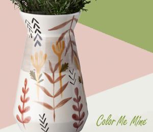 Carmel Minimalist Vase