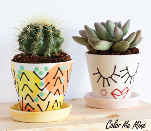 Carmel Cute Planters