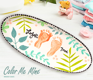 Carmel Tropical Baby Tray