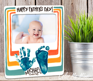 Carmel Father's Day Frame