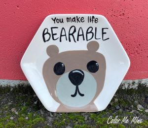 Carmel Bearable Plate